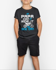 IF PAPA CAN'T RIDE IT Youth T-Shirt lifestyle-youth-tshirt-front-1