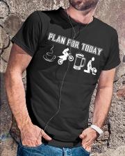 RIDE PLAN Classic T-Shirt lifestyle-mens-crewneck-front-4