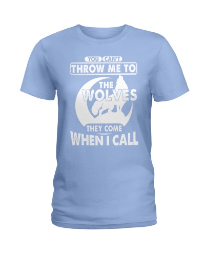 The wolves Tshirt