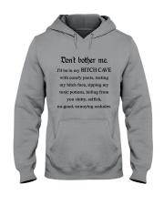 Don't Bother me Hooded Sweatshirt thumbnail
