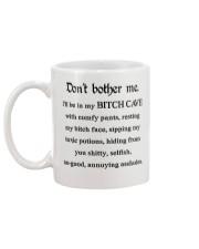 Don't Bother me Mug back