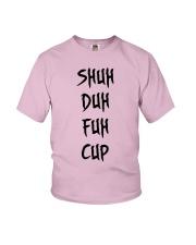 SHUH DUH FUH CUP Youth T-Shirt thumbnail