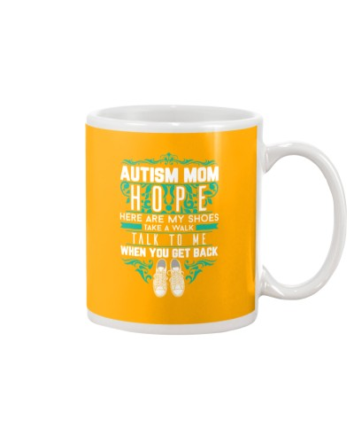 AUTISM MOM HOPE WHEN YOU BET BACK