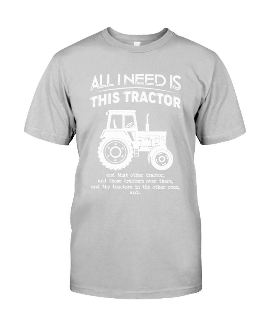 Farmer 4 Unisex Tshirt