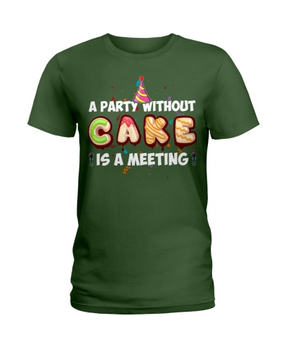 PARTY CAKE MEETING