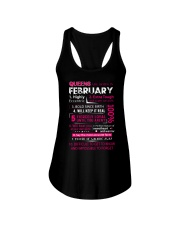 February Queens - Special Edition Ladies Flowy Tank thumbnail