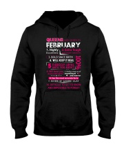 February Queens - Special Edition Hooded Sweatshirt thumbnail