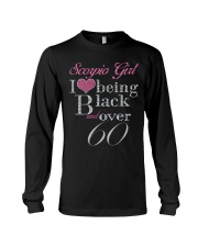 Scorpio Girl Long Sleeve Tee thumbnail