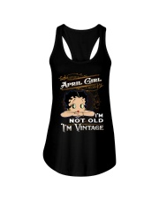 April Girl - Special Edition Ladies Flowy Tank thumbnail