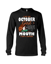 October Girl - Special Edition Long Sleeve Tee thumbnail