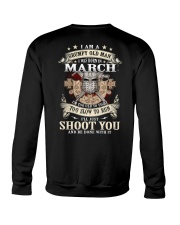 March Man - Special Edition Crewneck Sweatshirt thumbnail