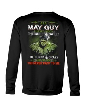 May Men - Special Edition Crewneck Sweatshirt thumbnail