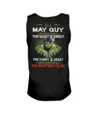 May Men - Special Edition Unisex Tank thumbnail