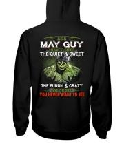 May Men - Special Edition Hooded Sweatshirt thumbnail