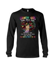 Cancer Girl - Special Edition Long Sleeve Tee thumbnail