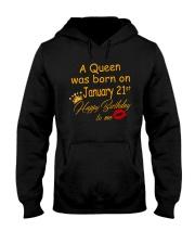 January 21st Hooded Sweatshirt thumbnail