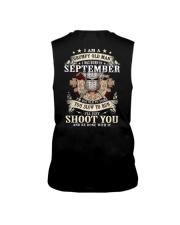 September Man - Special Edition Sleeveless Tee thumbnail