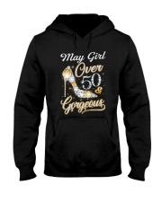 May Girl Gorgeous And Over 50 Hooded Sweatshirt thumbnail