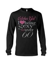 October Girl Over 60 Long Sleeve Tee thumbnail