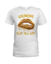 Gemini Slay All Day Ladies T-Shirt thumbnail