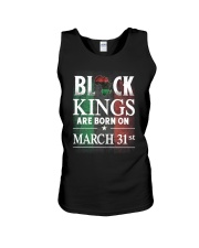 March 31th Unisex Tank thumbnail
