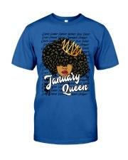 January Queen Classic T-Shirt thumbnail