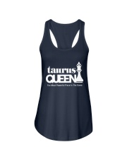 Taurus Queen Ladies Flowy Tank thumbnail