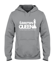 Taurus Queen Hooded Sweatshirt thumbnail