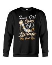 June Girl - Special Edition Crewneck Sweatshirt thumbnail
