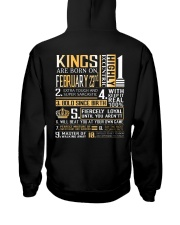 February 23rd Hooded Sweatshirt thumbnail