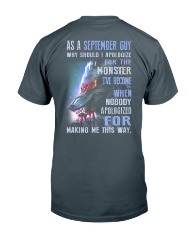 September Guy - Limited Edition