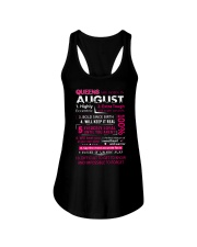 August Queens - Special Edition Ladies Flowy Tank thumbnail