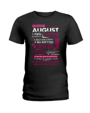 August Queens - Special Edition Ladies T-Shirt thumbnail