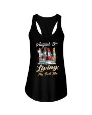 August 5th Ladies Flowy Tank thumbnail