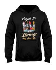 August 5th Hooded Sweatshirt thumbnail