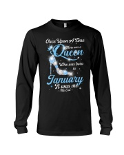 January Queen Long Sleeve Tee thumbnail