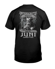 Juni Classic T-Shirt back