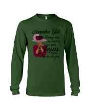 November Girl Long Sleeve Tee thumbnail