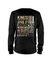 April 28th Long Sleeve Tee thumbnail