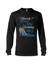 March 7th Long Sleeve Tee thumbnail