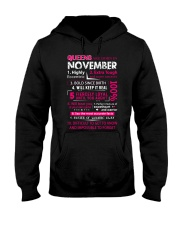November Queens - Special Edition Hooded Sweatshirt thumbnail