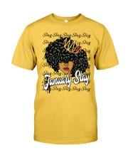 January slay Classic T-Shirt front