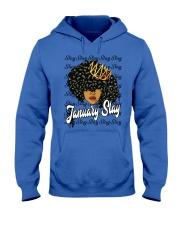 January slay Hooded Sweatshirt thumbnail