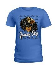 January slay Ladies T-Shirt thumbnail
