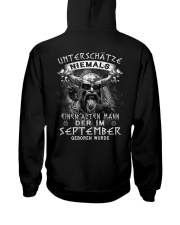 September Hooded Sweatshirt thumbnail