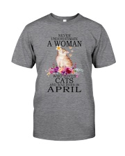 April Woman - Special Edition Classic T-Shirt front