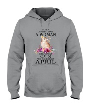 April Woman - Special Edition Hooded Sweatshirt thumbnail