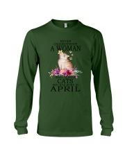 April Woman - Special Edition Long Sleeve Tee thumbnail