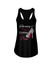 February 15th Ladies Flowy Tank thumbnail