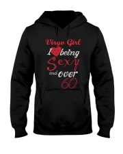 Virgo Sexy And Over 60 Hooded Sweatshirt thumbnail
